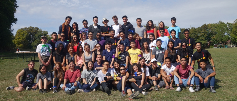 Camp d'été 2018